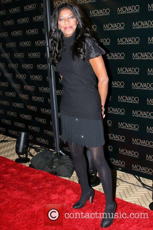 Natalie Cole Movado celebrates 60 Years Of Modern...