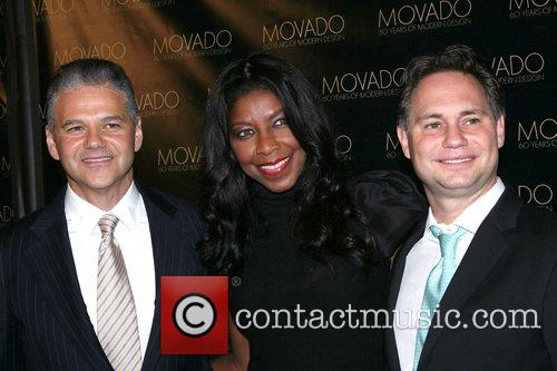 Natalie Cole and Jason Binn 8