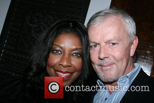 Natalie Cole and John Barret 5