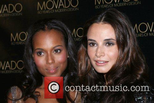 Kerry Washington, Mia Maestro
