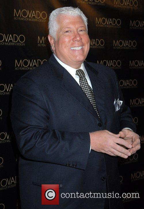 Denis Russo Movado celebrates 60 years of modern...