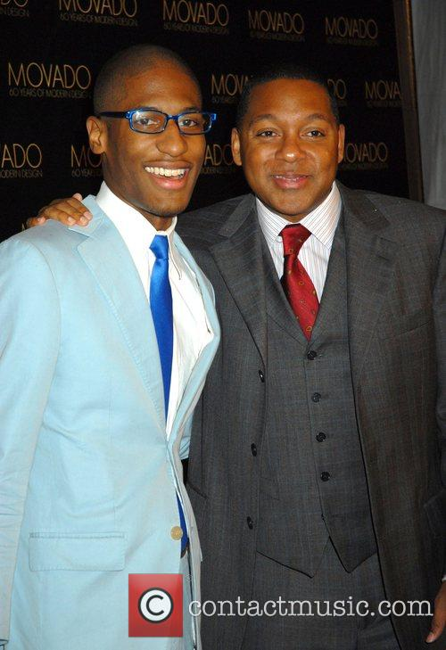 Wynton Marsalis and guest Movado celebrates 60 years...