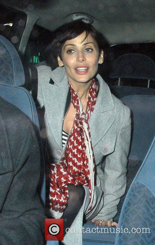 Natalie Imbruglia Attending a Brits after party at...