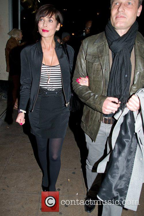 Natalie Imbruglia  arriving at Movida London, England