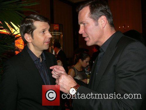Kai Wiesinger, Henry Maske Berlinale party Movie meets...