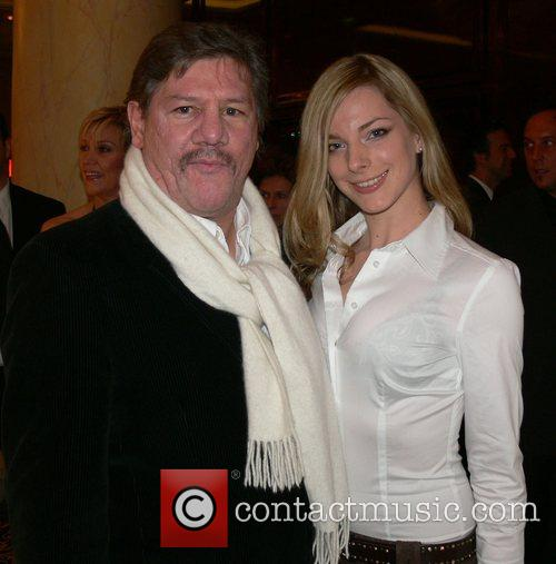 Tina Mueller, Claude Oliver Rudolph Berlinale party Movie...