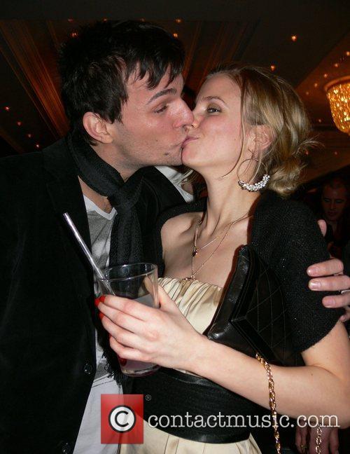 Tobey Wilson, Liisa Kessler Berlinale party Movie meets...