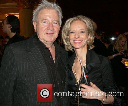 Wolf Gremm, Mareike Carriere Berlinale party Movie meets...
