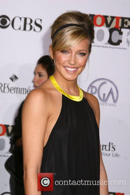 Katie Cassidy 'Movies Rock 2007' - arrivals at...