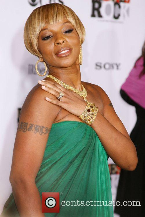 Mary J. Blige 'Movies Rock 2007' - arrivals...