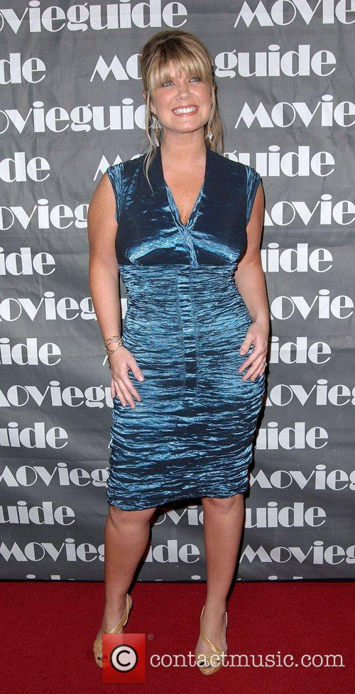 Natalie Grant, Movieguide Faith And Value Awards 2008 and Beverly Hilton Hotel