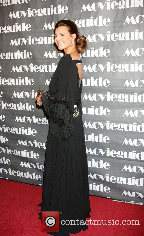 Ali Landry, Movieguide Faith And Value Awards 2008 and Beverly Hilton Hotel 2