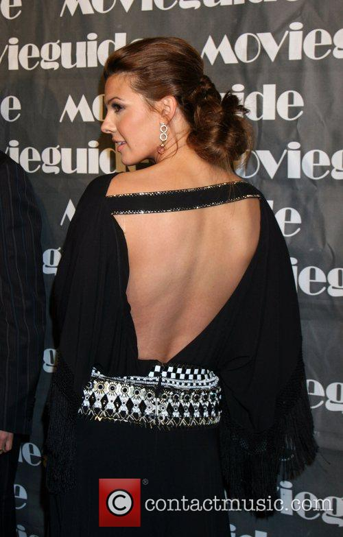 Ali Landry, Movieguide Faith And Value Awards 2008 and Beverly Hilton Hotel 4