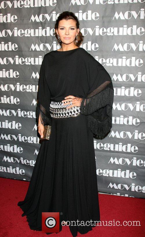 Ali Landry, Movieguide Faith And Value Awards 2008 and Beverly Hilton Hotel 3