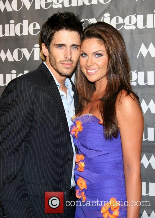 Brandon Beemer, Movieguide Faith And Value Awards 2008 and Beverly Hilton Hotel 2