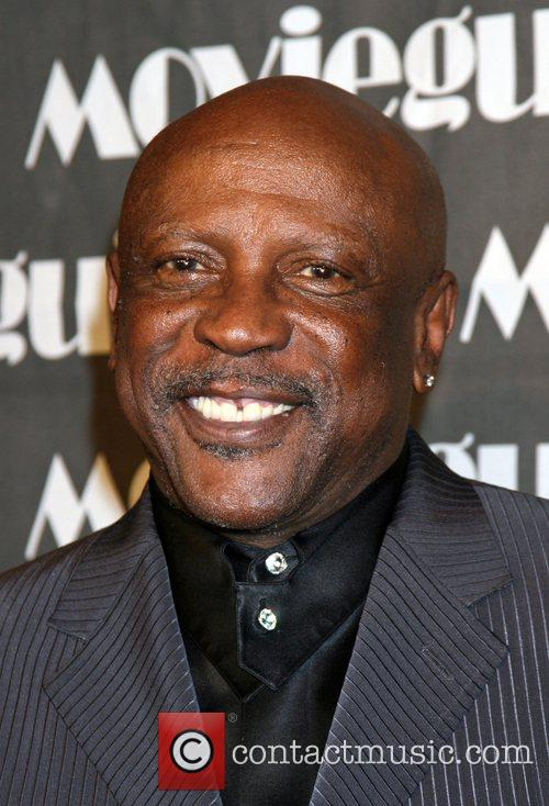 Louis Gossett Jr, Movieguide Faith And Value Awards 2008 and Beverly Hilton Hotel 1