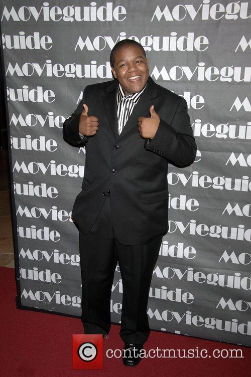 Kyle Massey, Movieguide Faith And Value Awards 2008 and Beverly Hilton Hotel 5
