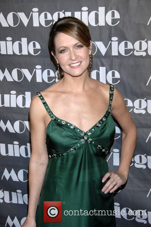 Ali Hillis, Movieguide Faith And Value Awards 2008 and Beverly Hilton Hotel 1