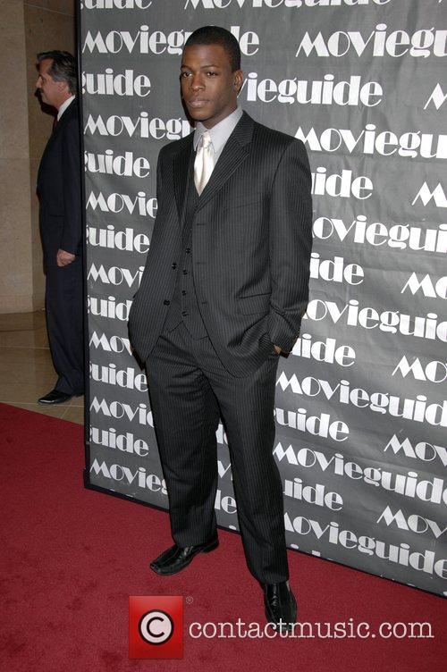 Cedric Sanders, Movieguide Faith And Value Awards 2008 and Beverly Hilton Hotel 7