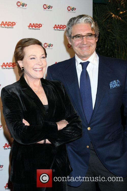 Julie Andrews and Michael Nouri 4