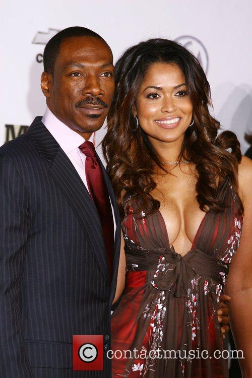 Eddie Murphy and Tracy Edmonds 5