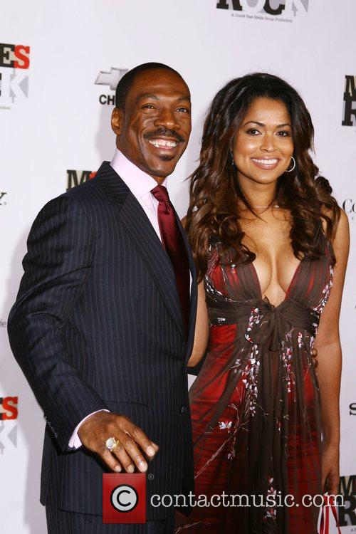 Eddie Murphy and Tracy Edmonds 4