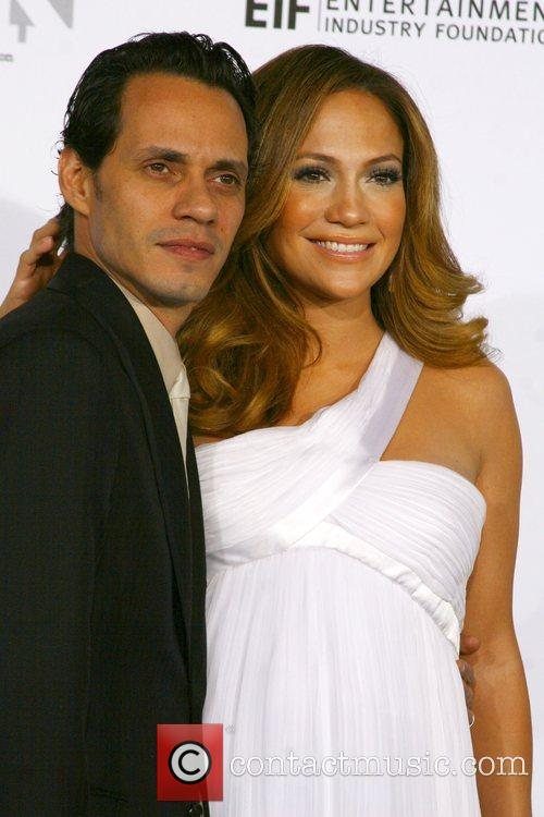 Marc Anthony and Jennifer Lopez 8