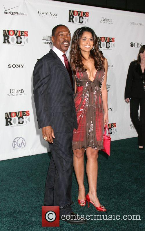 Eddie Murphy and Tracey Edmonds 2
