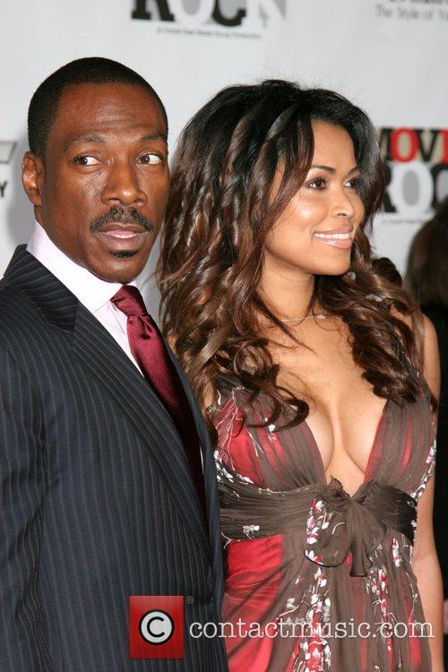 Eddie Murphy and Tracey Edmonds 1