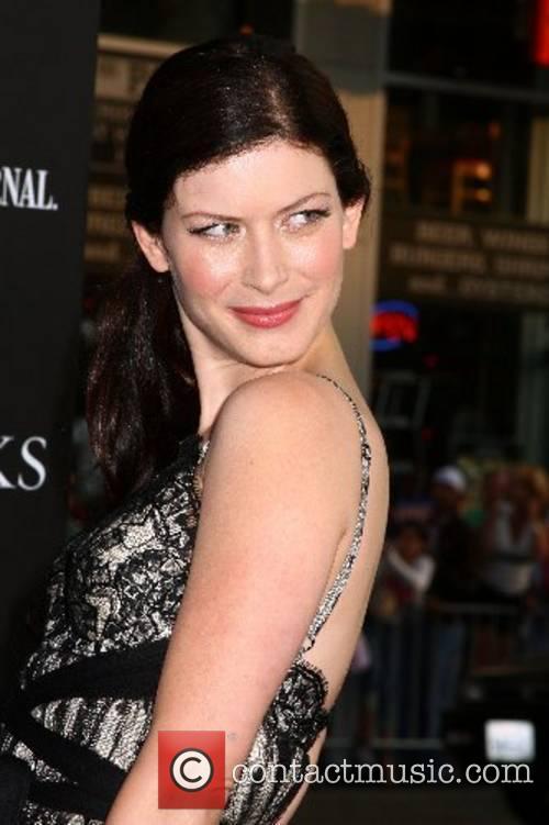 Lauren Maher 'Mr. Brooks' premiere held at Grauman's...