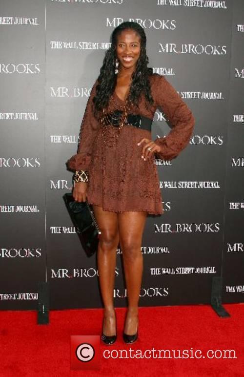Shondrella Avery 'Mr. Brooks' premiere held at Grauman's...