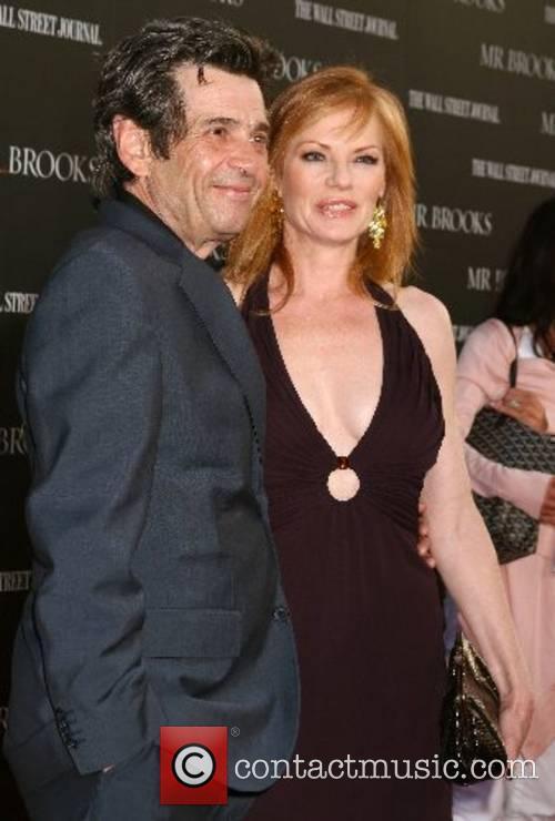 Alan Rosenberg and Marg Helgenberger 'Mr. Brooks' premiere...