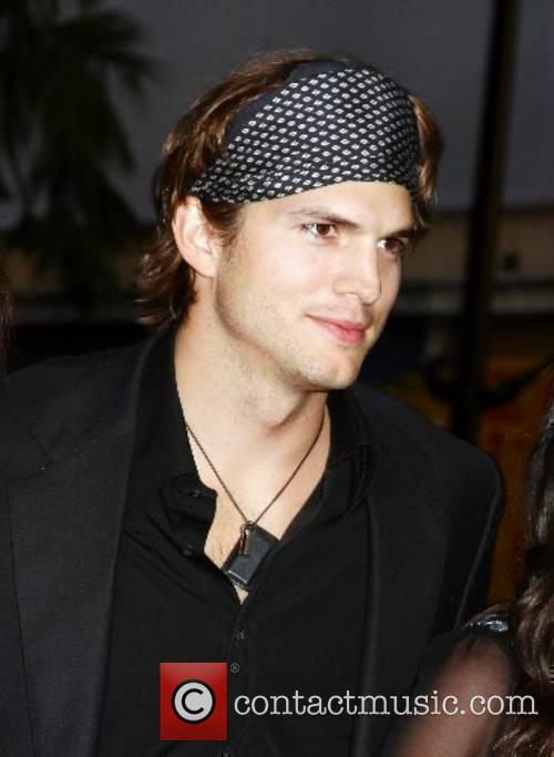 Ashton Kutcher 'Mr. Brooks' premiere held at Grauman's...