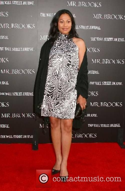 Cassandra Hepburn 'Mr. Brooks' premiere held at Grauman's...