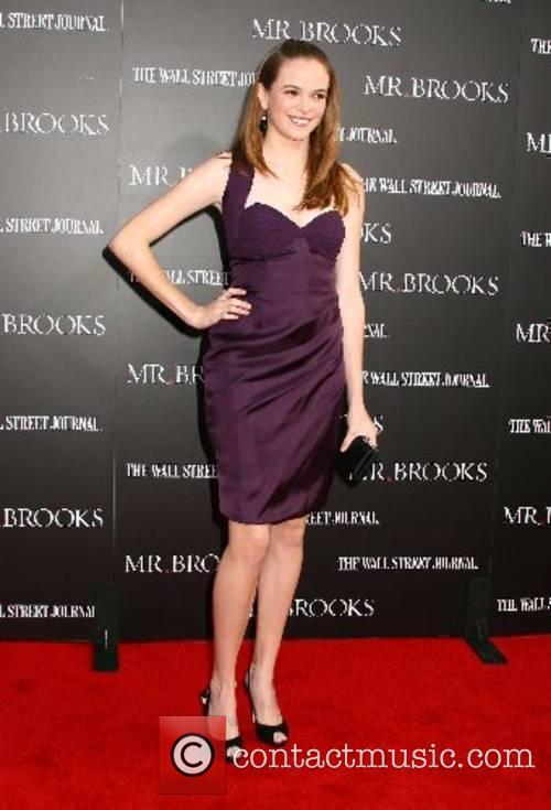 Danielle Panabaker 'Mr. Brooks' premiere held at Grauman's...