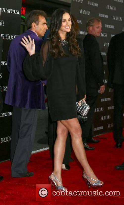 Demi Moore 'Mr. Brooks' premiere held at Grauman's...