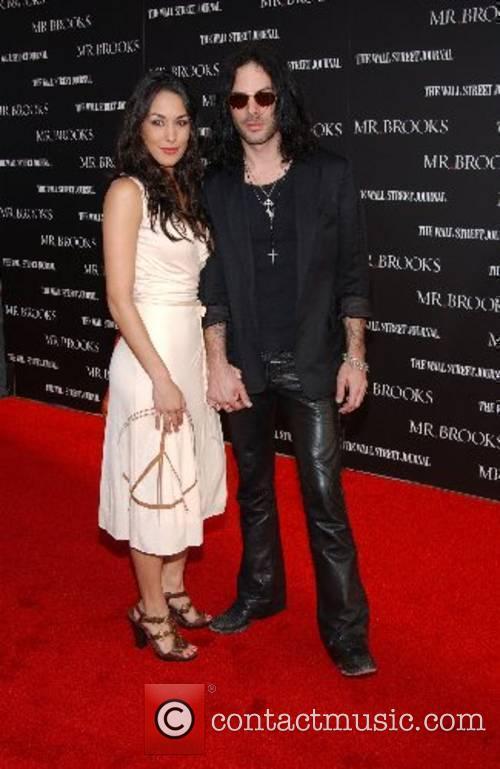 Richie Kotzen and Brianna