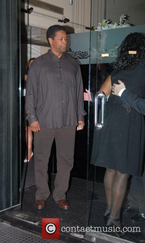 Denzel Washington and Pauletta Washington 5