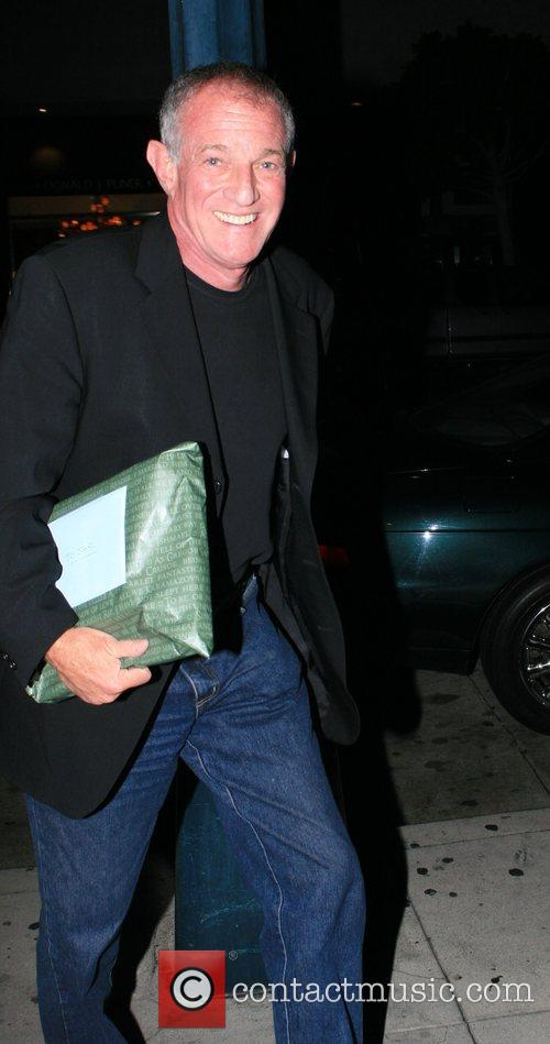 Guest Arrives at Mr Chow restaurant. Beverly Hills,...