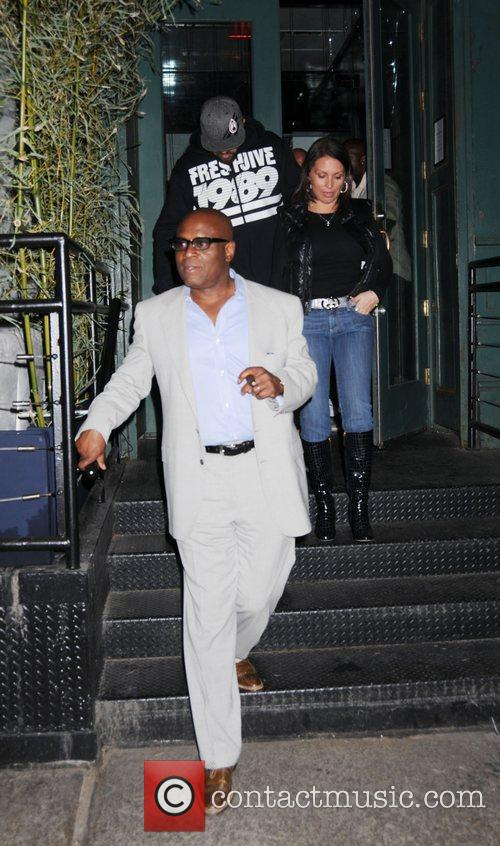 L.A. Reid leaving Mr Chows
