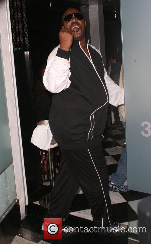 Stevie Wonder, Mr. Chow Restaurant