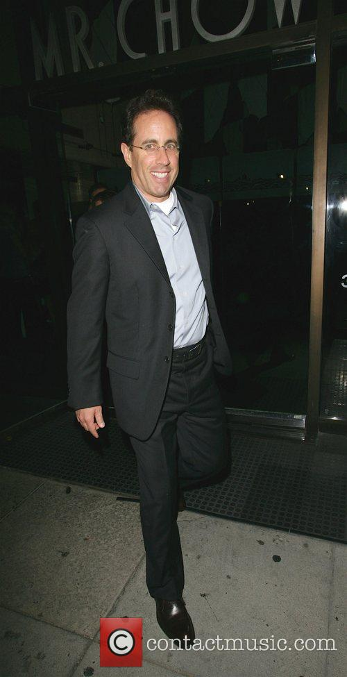 Jerry Seinfeld and Seinfeld 7