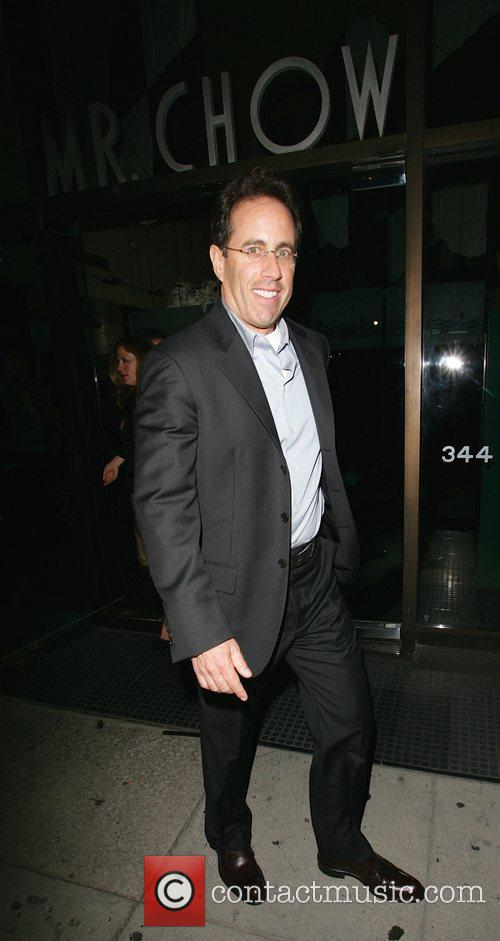 Jerry Seinfeld and Seinfeld 12