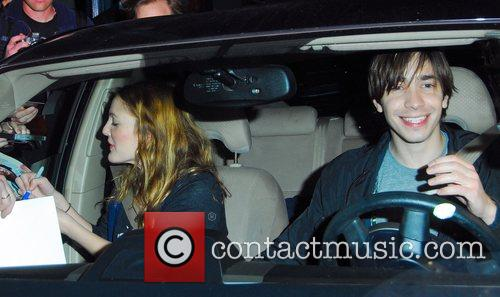 Drew Barrymore and Justin Long 4