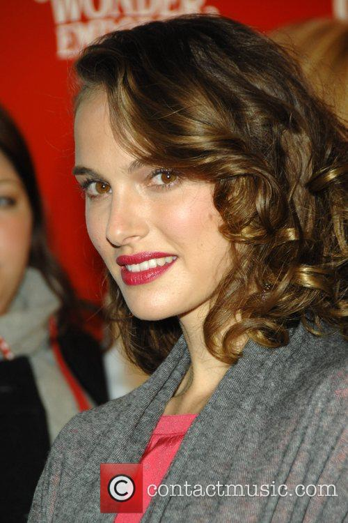 Natalie Portman and Fox 1