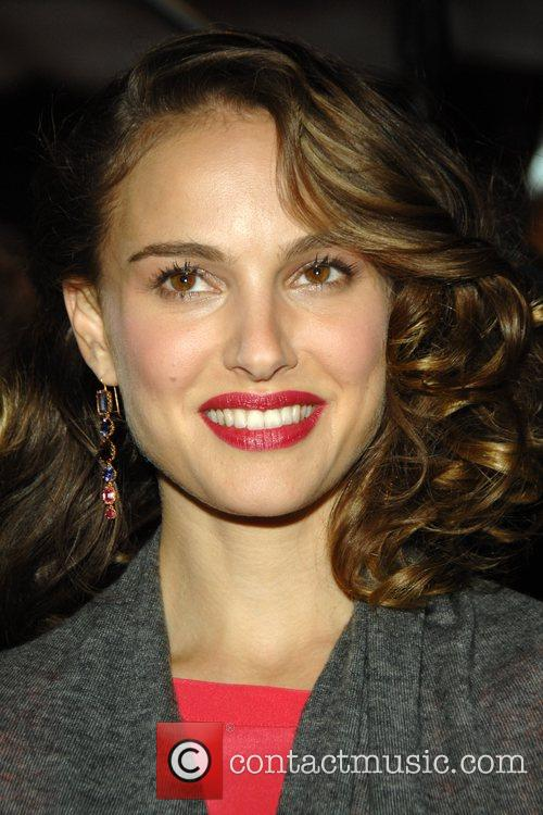 Natalie Portman and Fox 4