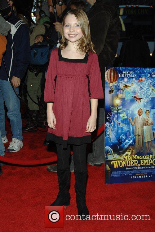 Sammi Hanratty World premiere of Fox Walden's 'Mr....