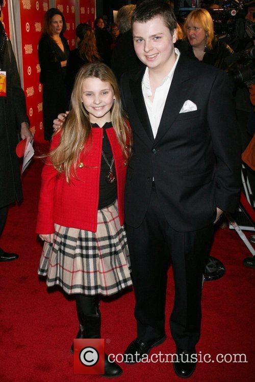 Abigail Breslin and Fox 5