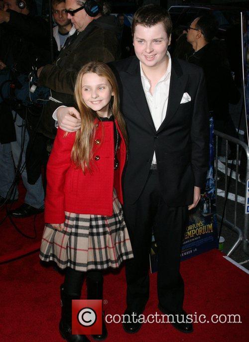 Abigail Breslin and Fox 7