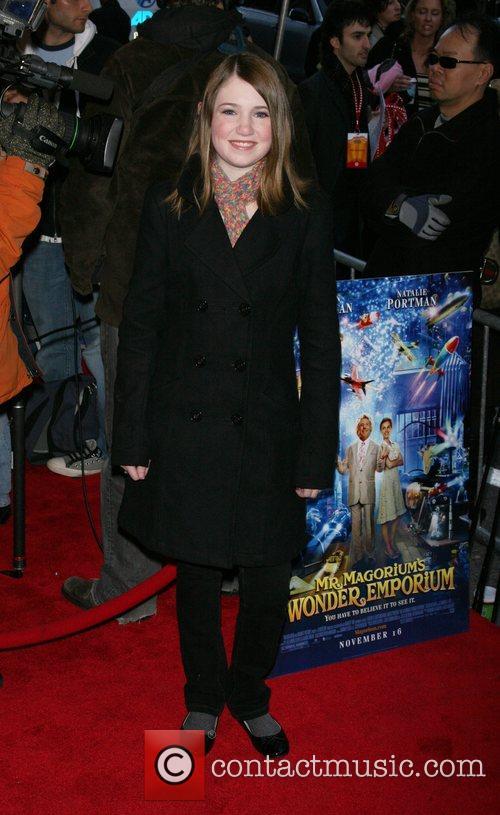 Danielle Hanratty World premiere of Fox Walden's 'Mr....